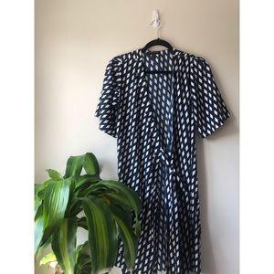 Banana Republic Wrap Dress size 6 Petite